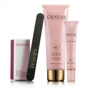 GRATiAE Beautifying Nail Kit (Passion fruit and Lime)