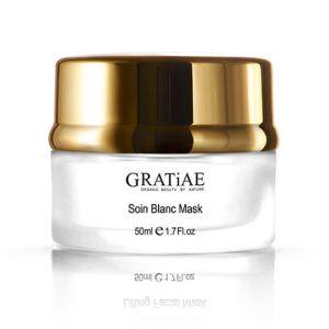 Soin Blanc Brightening Mask